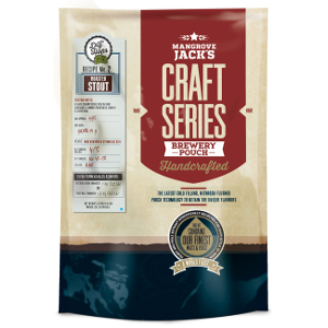 MJ CS Roasted stout 2,2 kg dry hops